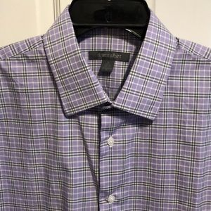 Nordstrom men's traditional fit dress shirt